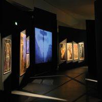 Musée par lucibel et procédé hallier